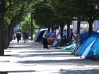 Downtown homeless battle could end in jail