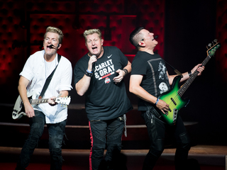 Rascal Flatts rocks Riverbend