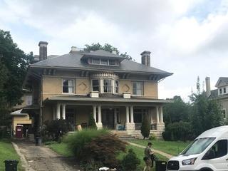 Movie crew transforms North Avondale home