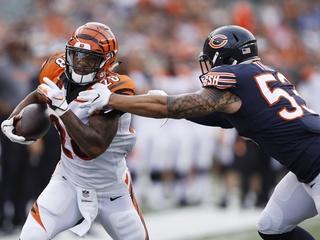 Dalton sharp in new offense, Bengals beat Bears