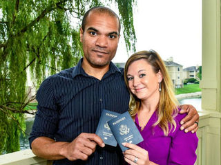 Passport mistake denies newlyweds honeymoon