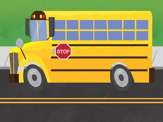 VIDEO: Driver's guide to school buses