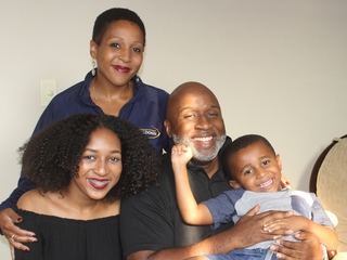 Family of the year: 'We are incredibly humbled'