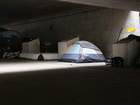 What has tent city showdown taught Cincinnati?