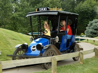 Antique Cars ride coming back to Kings Island