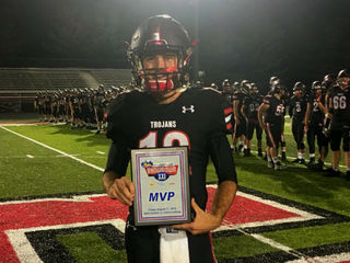 Defending champ East Central routs Lawrenceburg