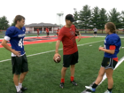 Meet East Central's brother-sister kickers