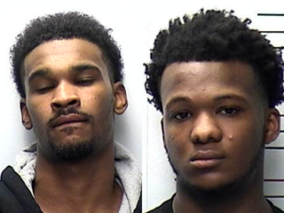 PD: Thieves arrested 10 minutes after robbery