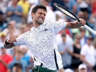 Djokovic thanks Federer for letting him win here