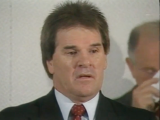 Vault: The day Baseball banned Pete Rose