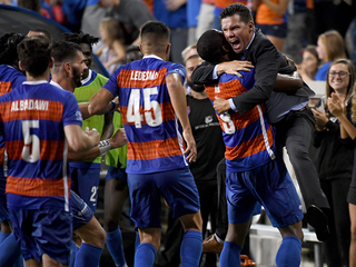 Is FC Cincy star born? No more 'almost' for Adi