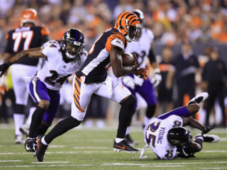 Cincinnati Bengals find a way to finish strong