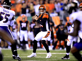 Bengals 'clicking on all cylinders' vs. Ravens