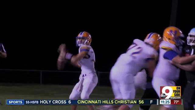 WCPO-s Friday Football Frenzy -Part 2- for Sept- 14- 2018