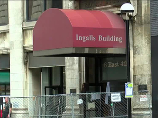 Historic Ingalls Building to become hotel