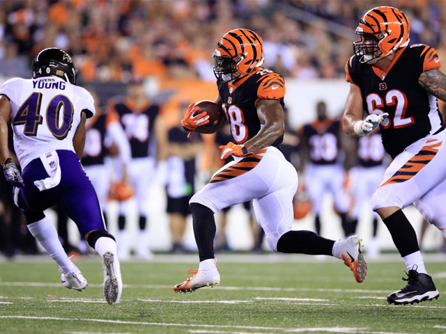 Bengals will be 'just fine' while Mixon is out