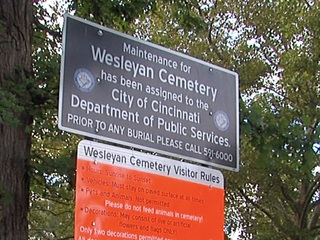 People can't find loved ones in cemetery