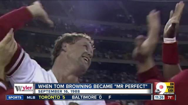 Thirty years later- Tom Browning talks about his perfect game with…
