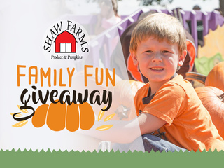 Enter to win 4 vouchers to Shaw Farms