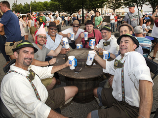 Oktoberfest Zinzinnati: The best and wurst