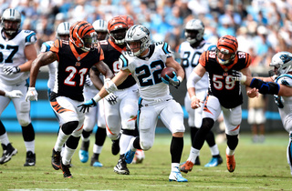 What happened to Bengals' rushing defense?