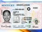 Kentucky officials unveil new driver's license
