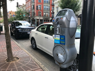 Does OTR parking plan think big enough?