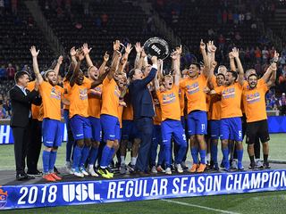 FC Cincy treats fans to win, title celebration