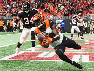 Podcast: A.J. Green's game-winning TD and more