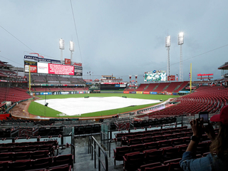 Reds see record low attendance at GABP