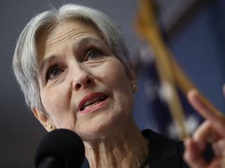 Jill Stein campaigns for Gadell-Newton in Ohio