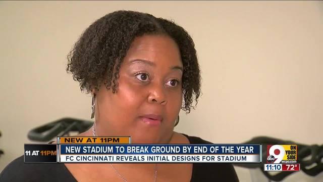 West Enders see first renderings of FC Cincinnati stadium