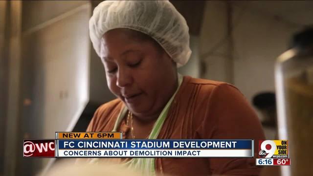 As FC Cincinnati builds- can West Enders stay-