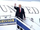 President Trump speaks in Lebanon