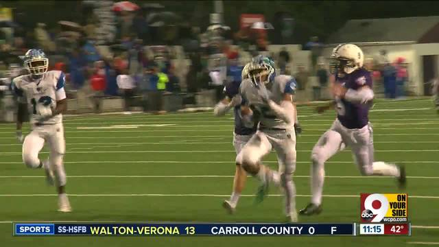 WCPO-s Friday Football Frenzy -Part 1- for Oct- 12- 2018