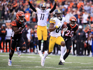 Podcast: Steelers burn Bengals in final minute