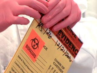 Louisville professor studies rape kit backlog
