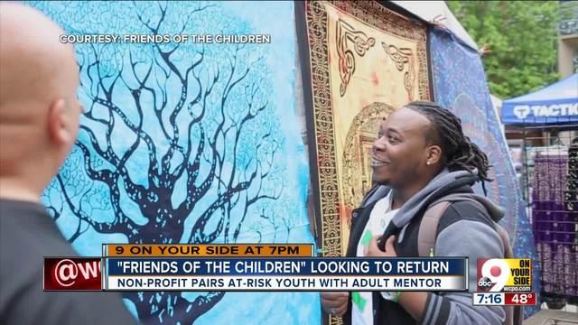 Friends of the Children- New Cincinnati chapter aims to help kids break…