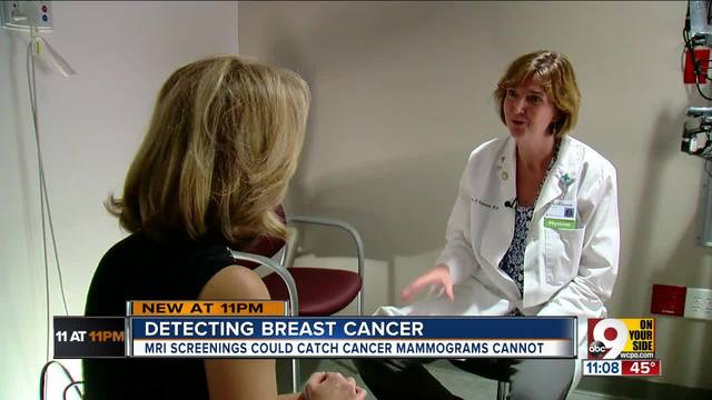 For some patients- breast MRIs can catch cancer mammograms can-t