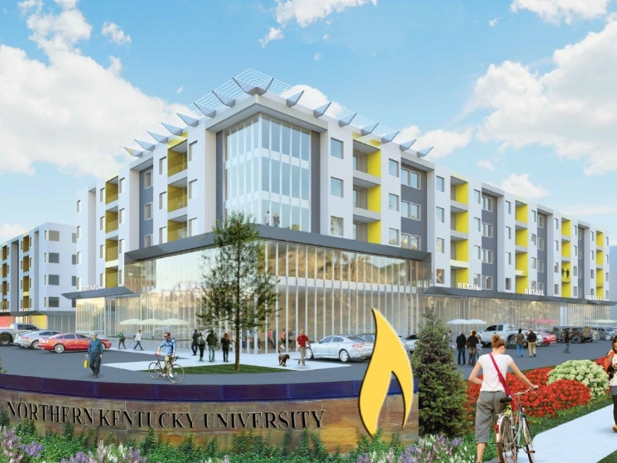 Northern Kentucky University Campus Map.St Elizabeth Breaks Ground On New Medical Office Building In
