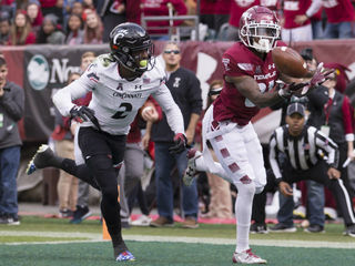 No. 20 Bearcats implode in first loss to Temple