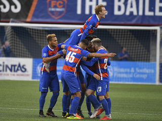 FC Cincy beats Nashville SC in playoffs opener