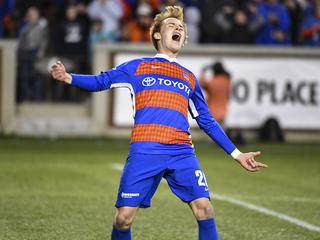 PHOTOS: FC Cincy gets first-ever playoff victory