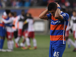 PHOTOS: FC Cincinnati ousted in playoffs