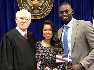 Former Xavier star Sato is now a U.S. citizen