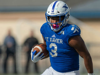 St. Xavier RB very familiar with Colerain
