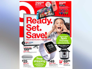 Target Black Friday 2018 ad is out