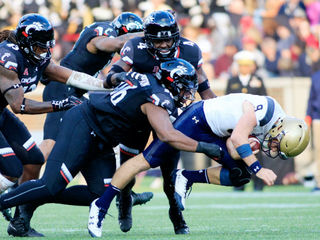 UC scout team gets credit for sinking Navy