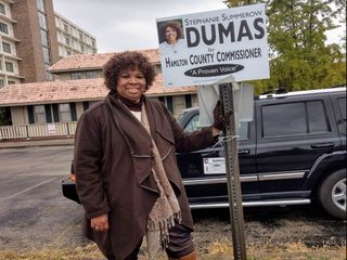 First African American wins Hamilton County seat