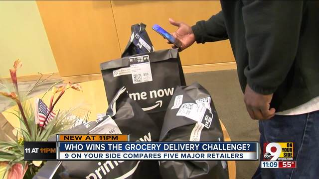 The Last Mile Which Grocer Is Best At Bringing Dinner To Your Front